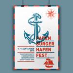 Hafenfest Plakat
