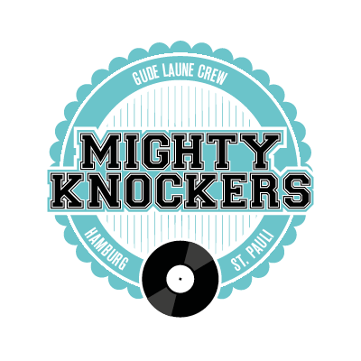 Mighty Knockers Logo