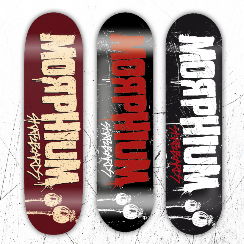 Morphium Skateboards
