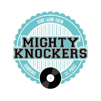 Mighty Knockers Logo